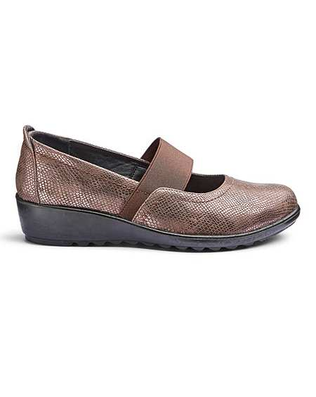 superior performance top-rated newest shop for original Wide fit shoes | Flat shoes | Ladies wide footwear | House ...