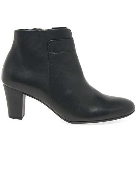 Leather | Boots | Footwear | Fashion World