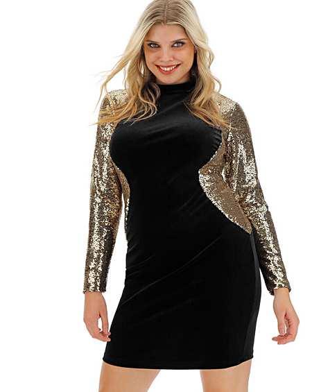 Plus Size Dresses | Women\'s Casual & Occasion Dresses ...