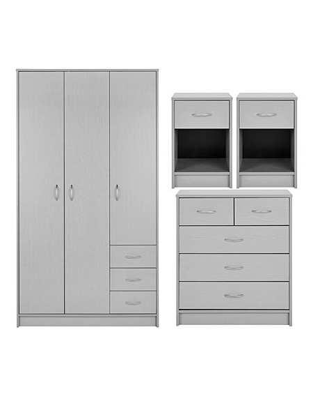Darwen | Stamford | Furniture Packages | Bedroom Furniture ...