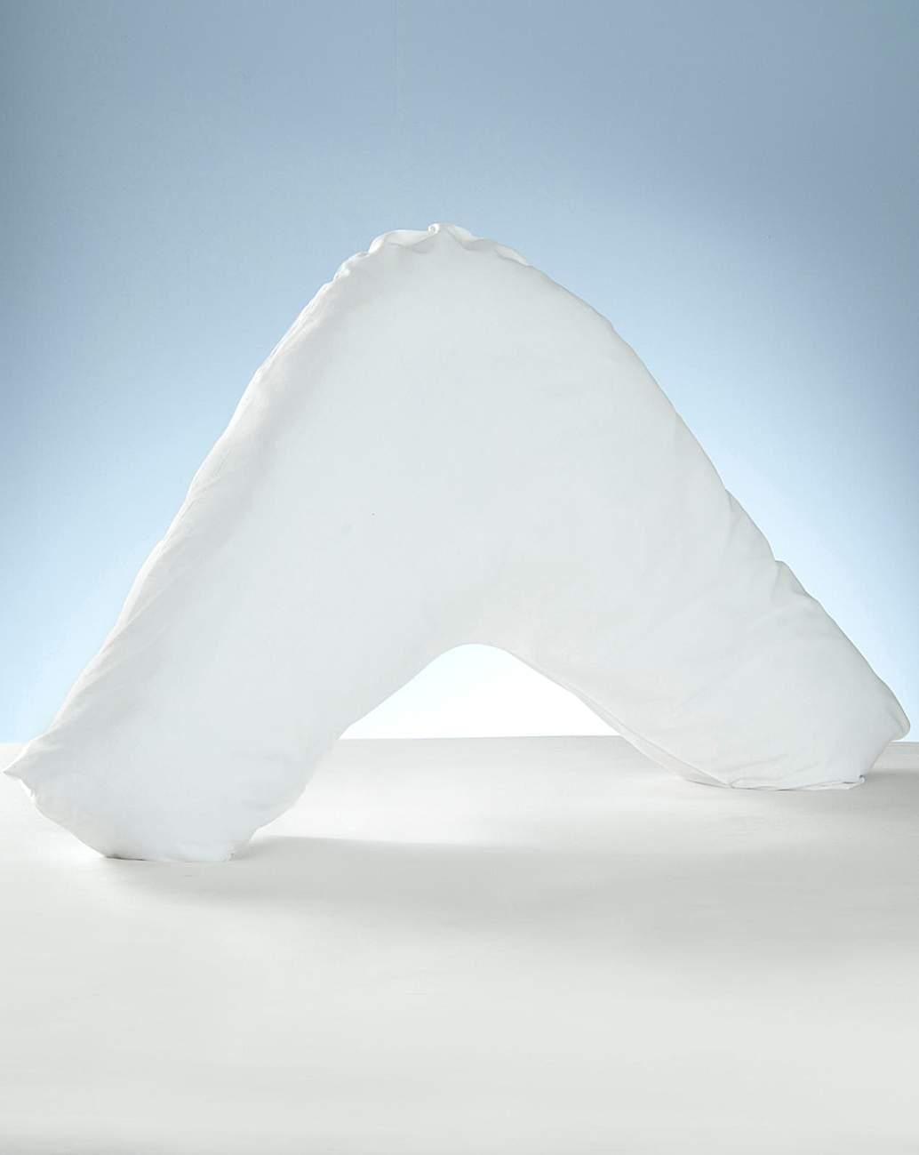 Pair of V Shaped Pillowcases | Studio