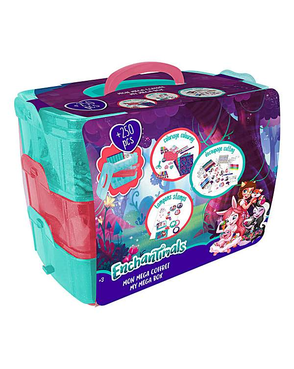 Enchantimals Mega Box 250pcs