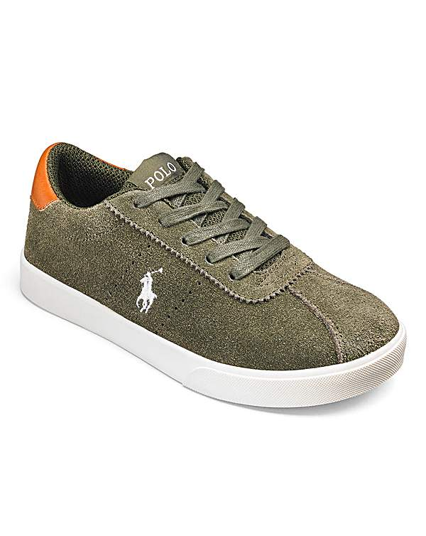 good classic online for sale Ralph Lauren Hadley Trainers
