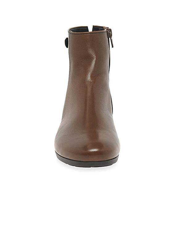 new lower prices united states shop for Gabor Partner Extra Wide Fit Ankle Boots