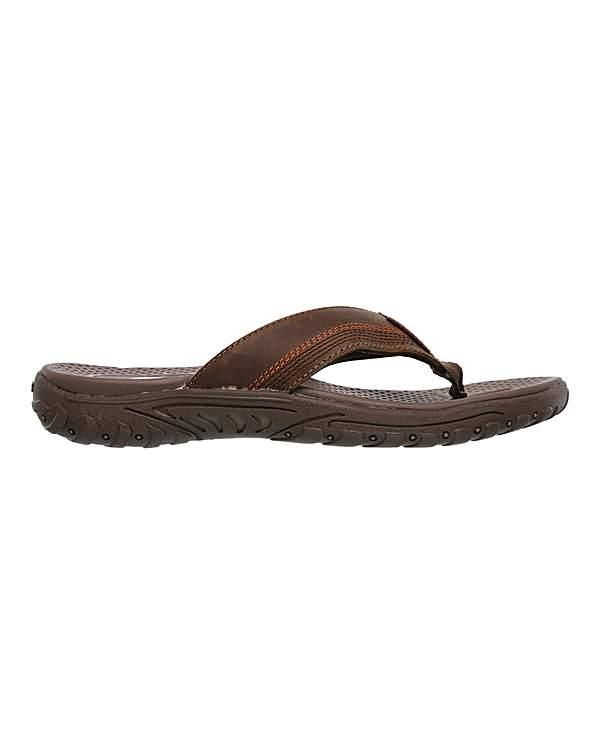 bde289dc8 Skechers Reggae Cobano Sandals