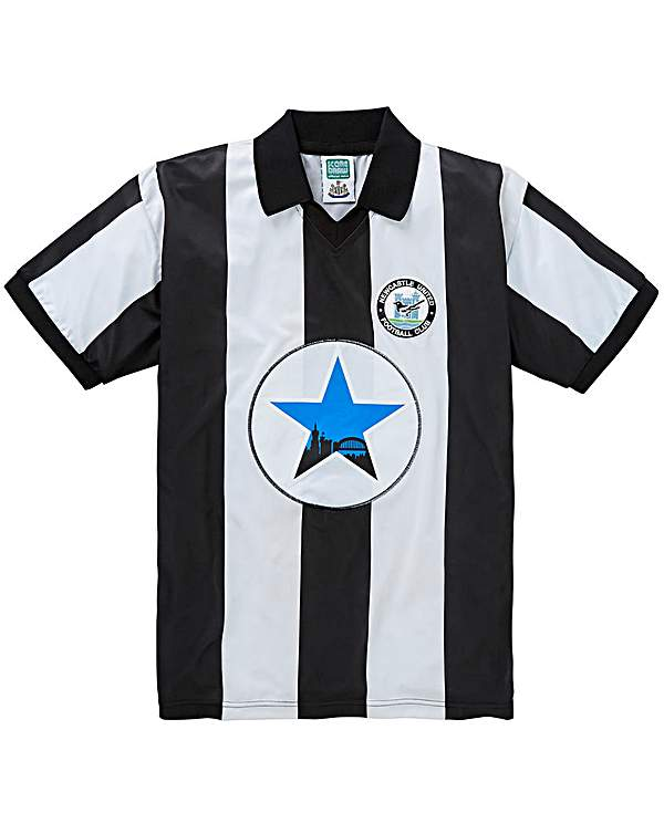 cheap for discount 0a50a 11574 Newcastle United Retro Football Shirt