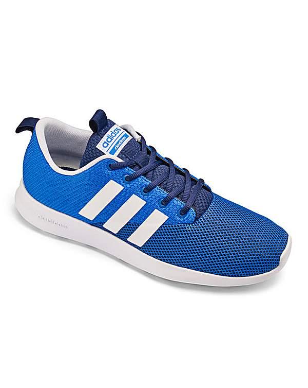 oben ADIDAS Sneaker Cloudfoam SWIFT RACER UK 9 43 Rabatt
