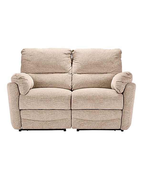 Harmony Two Seater Recliner Sofa
