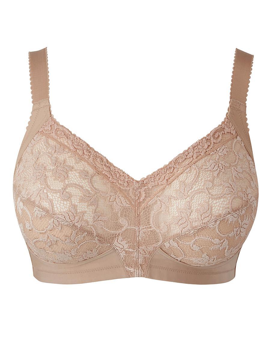 Triumph Delicate Doreen Nude Bra | Marisota