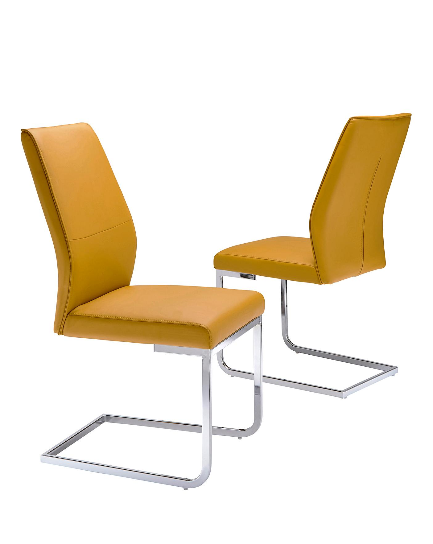 Atlanta Cantilever Dining Chairs