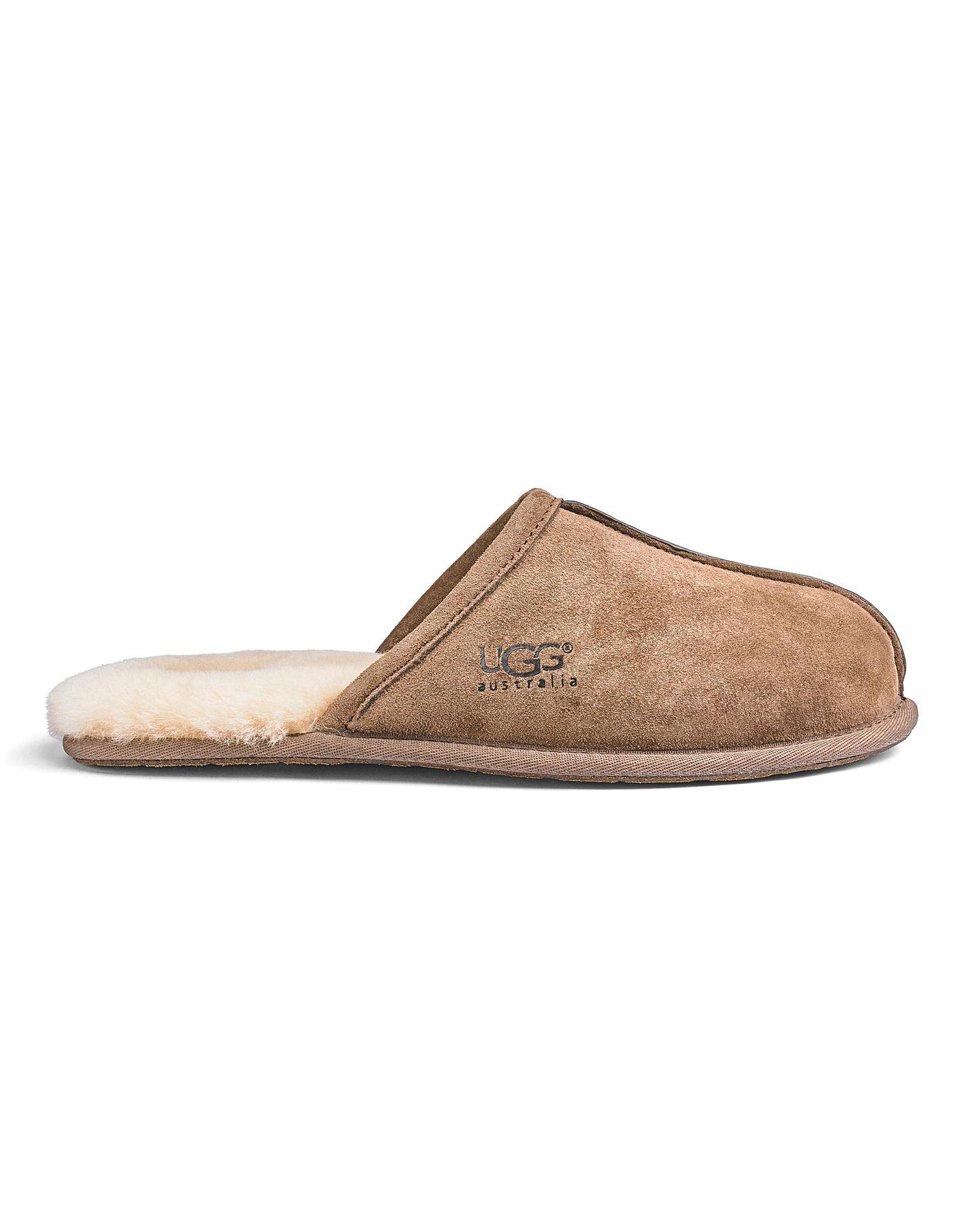 240aa8c4f6f UGG Suede Scuff Slippers