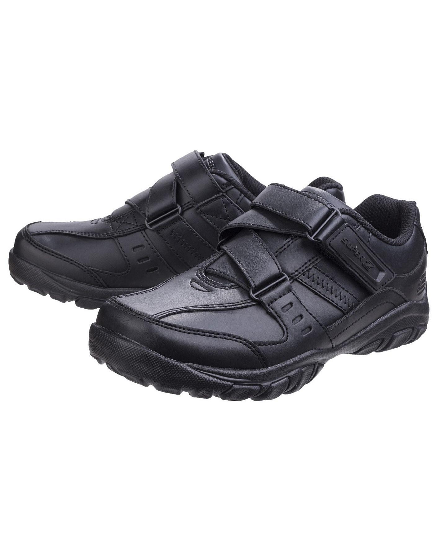 Relaxed Fit Grambler Zeem Z Strap Shoe