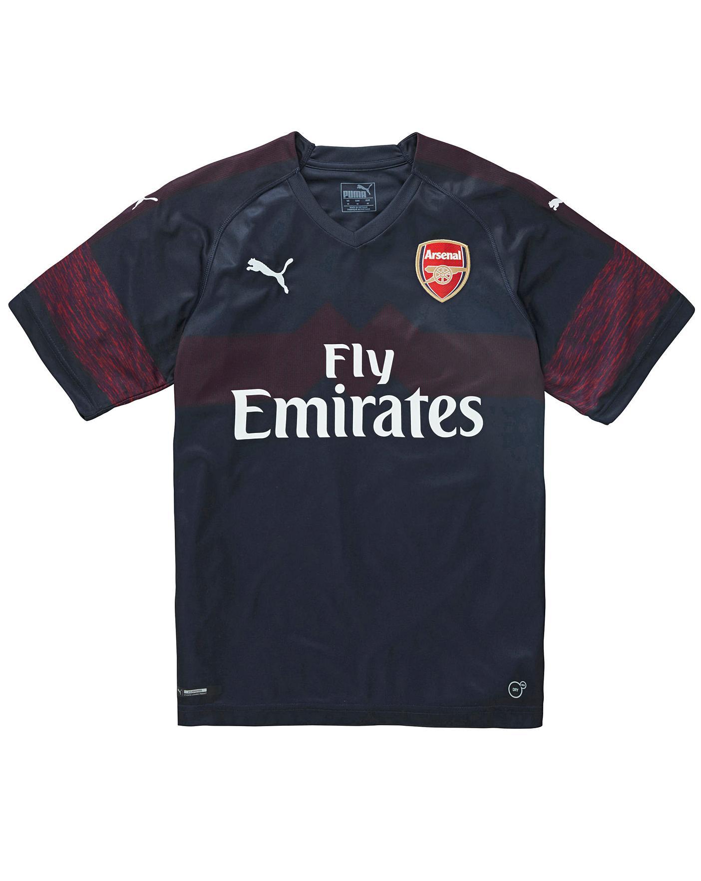 dobrze znany duża zniżka najlepszy hurtownik Puma Arsenal FC Away Shirt