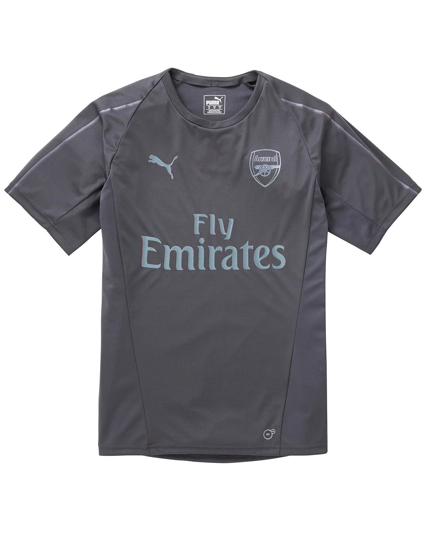 newest a323b bd0e2 Puma Arsenal FC Training Jersey