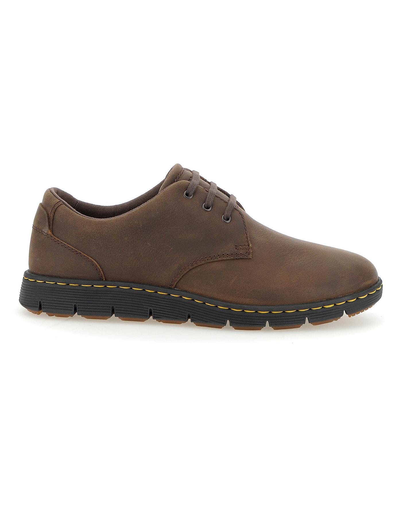 cheaper thoughts on unique design Dr. Martens Lawford Shoe | Jacamo