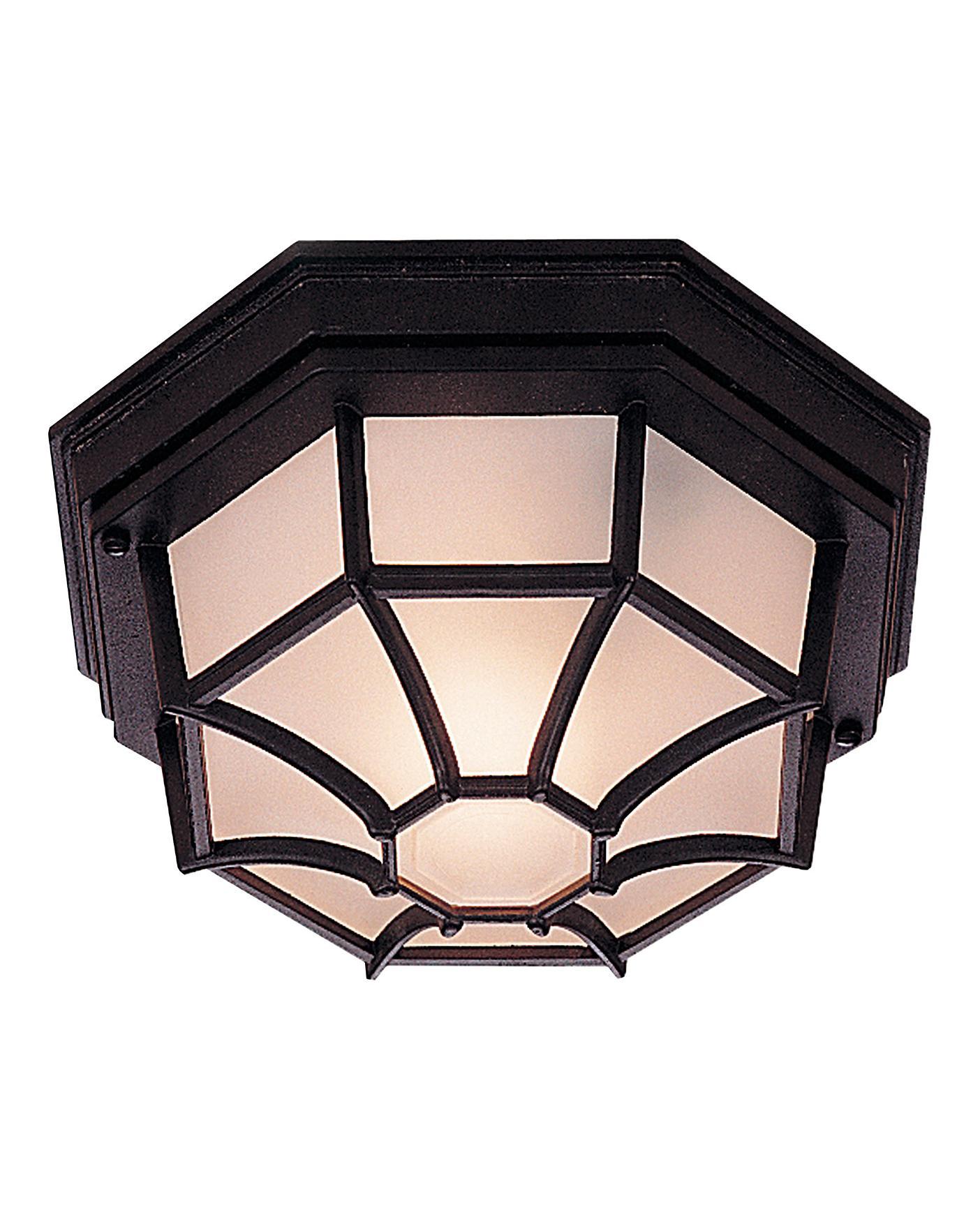 Black Outdoor Ceiling Light House Of Bath