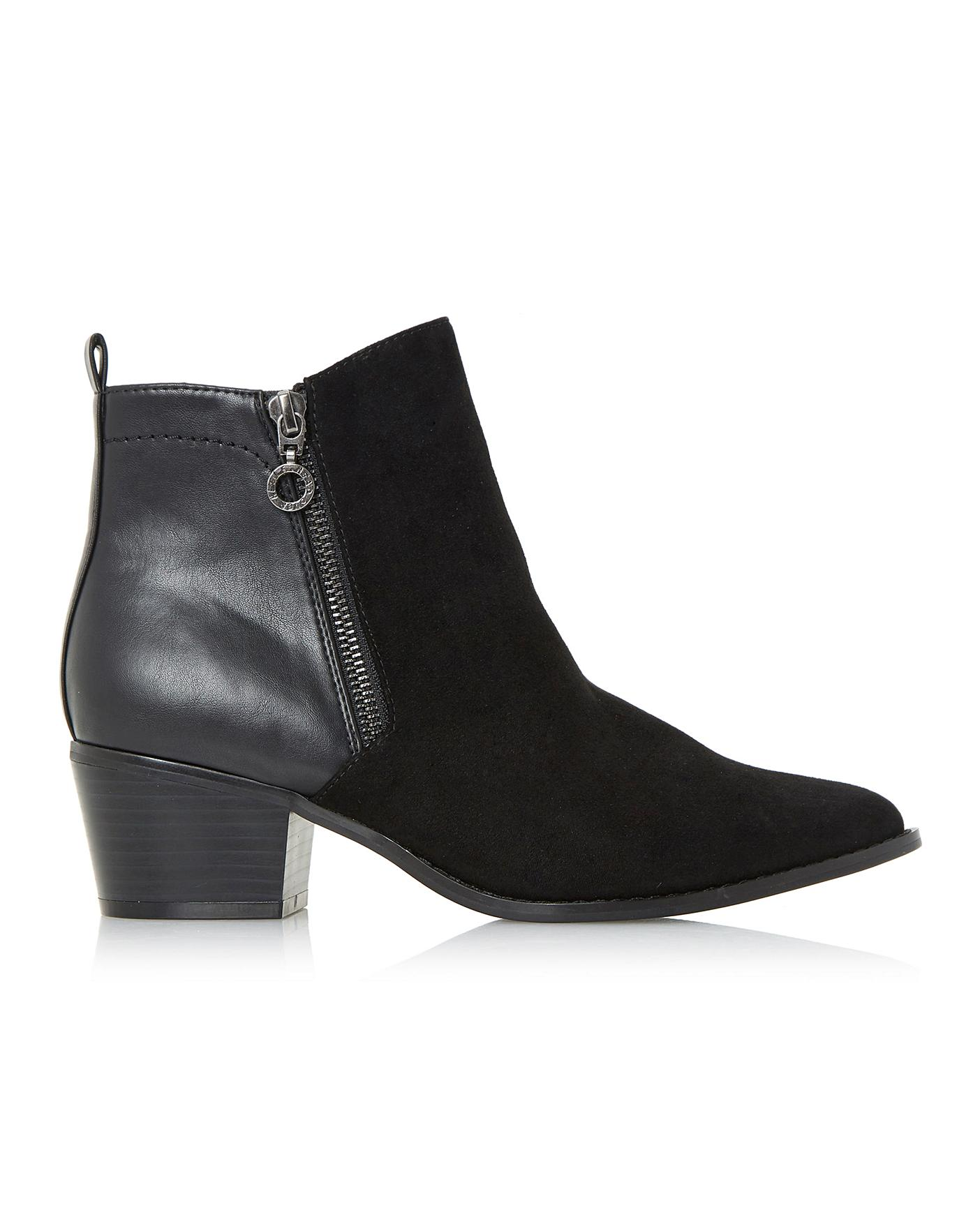 03737a75abb2 Head Over Heels by Dune Pilar Boot D Fit | Simply Be