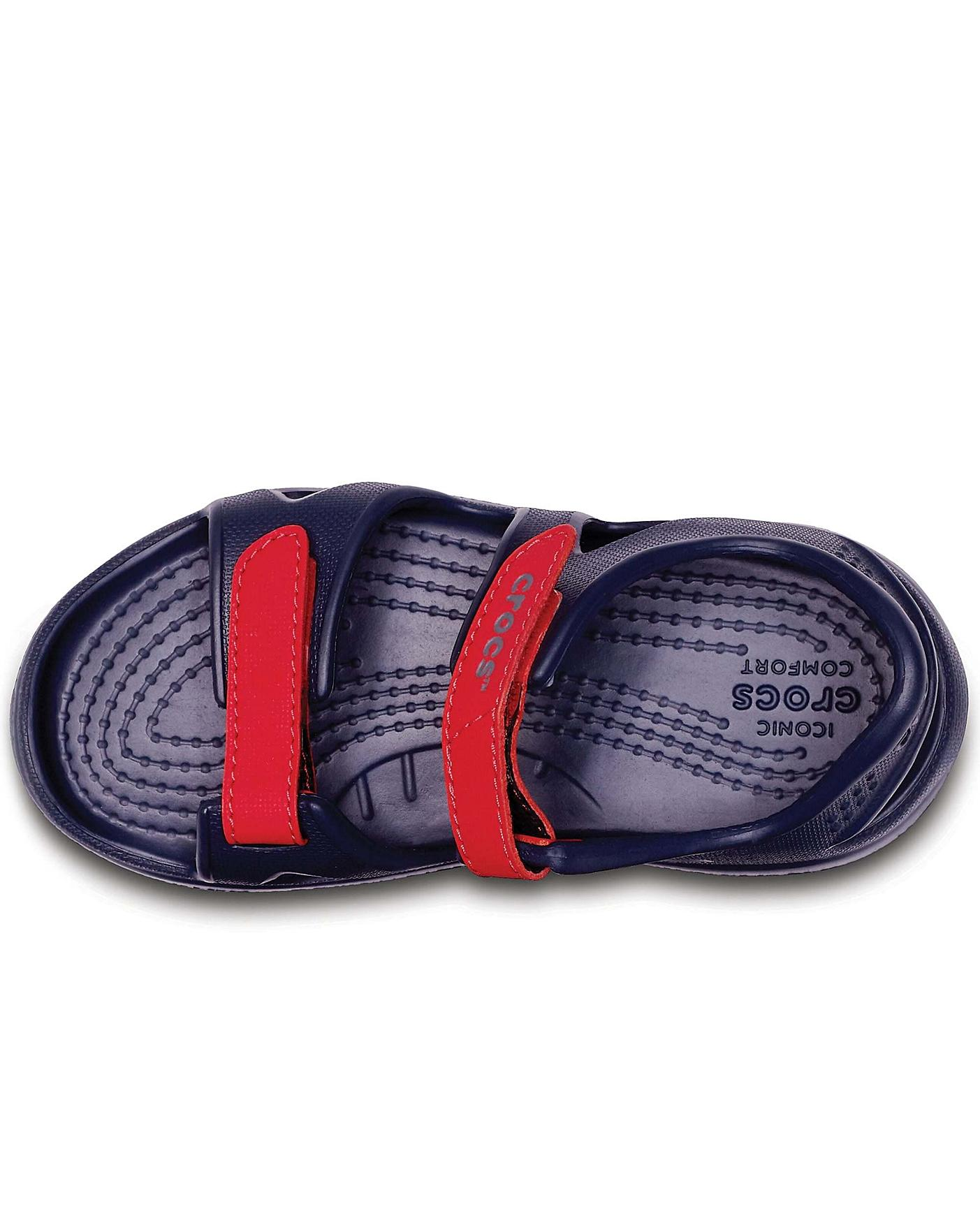 d50d160f9d4b Crocs Swiftwater Boys Sandals