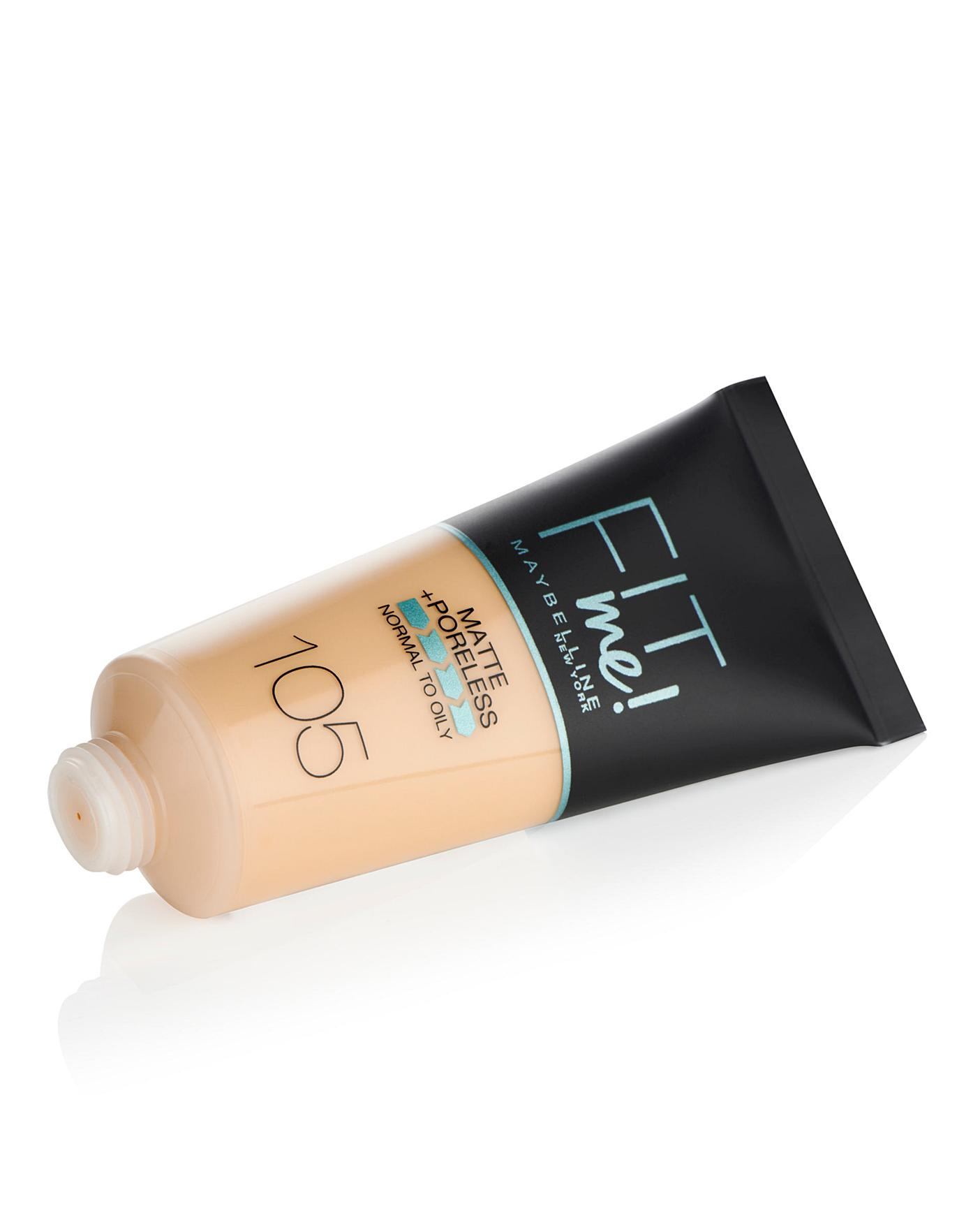 Maybelline Fit Me Foundation 105 Simply Be