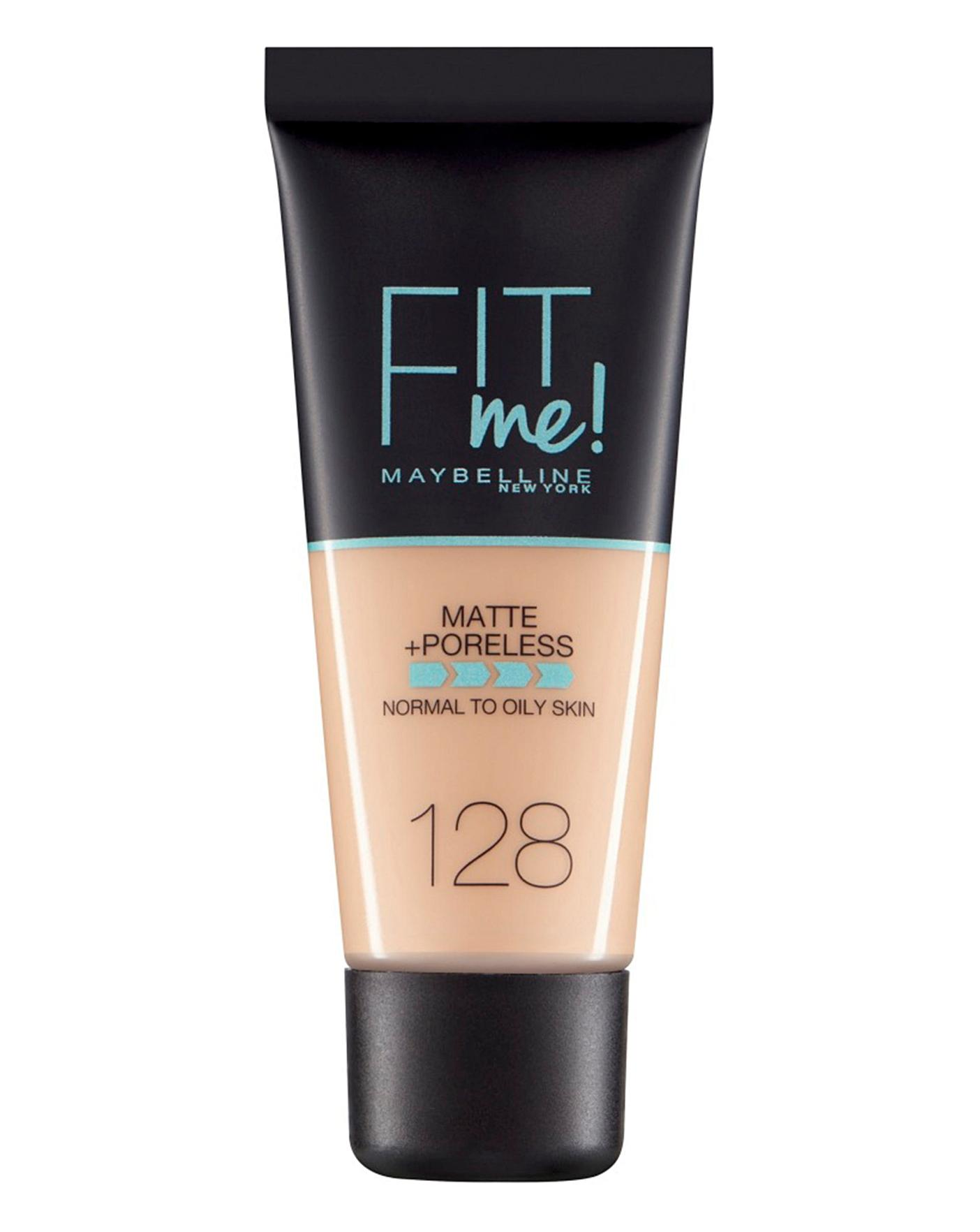 Maybelline Fit Me Foundation 128 Simply Be