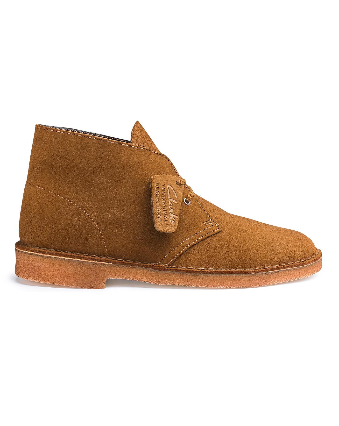8dab8361 Clarks Originals Suede Desert Boots