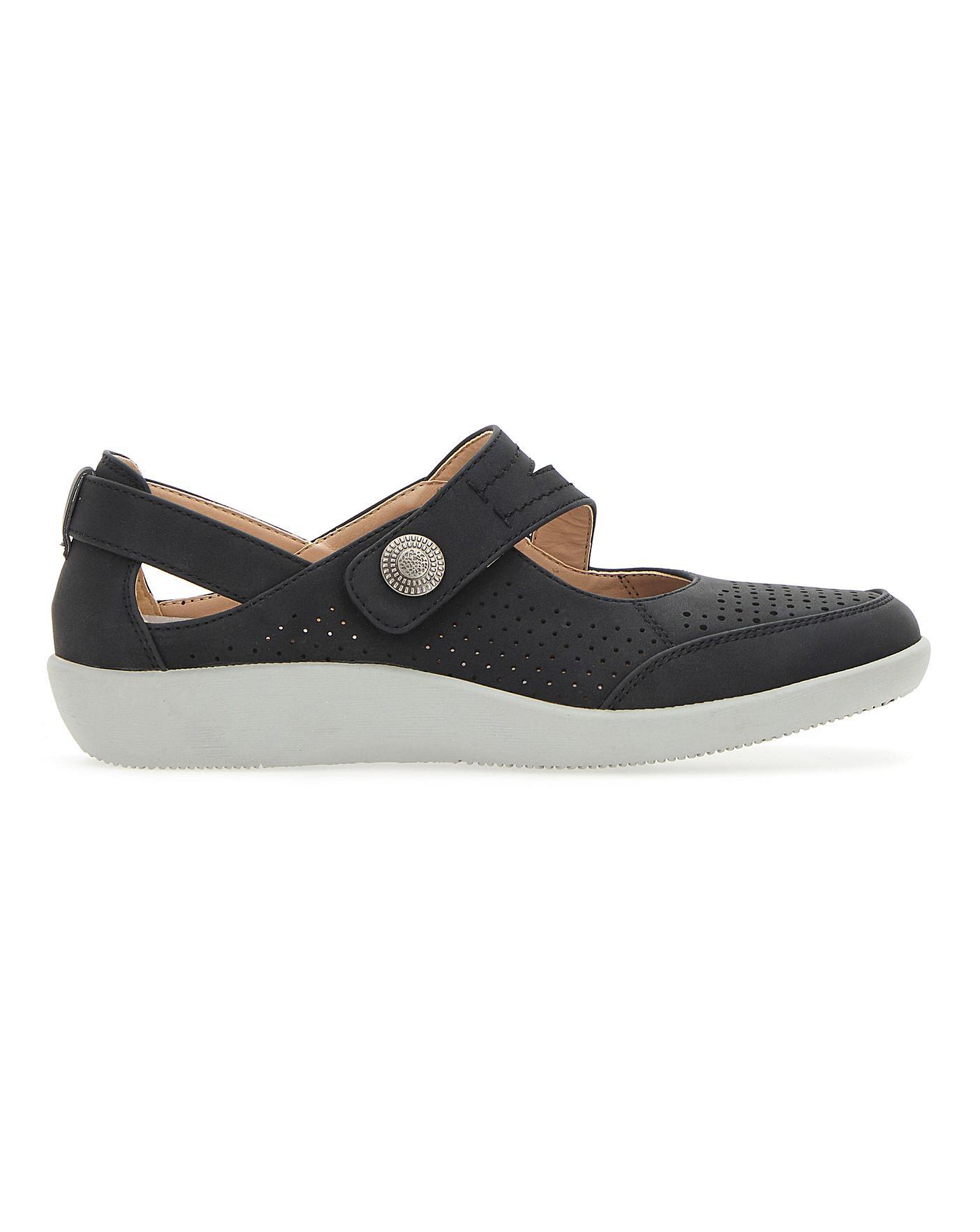 Cushion Walk Bar Shoes EEE Fit | Marisota