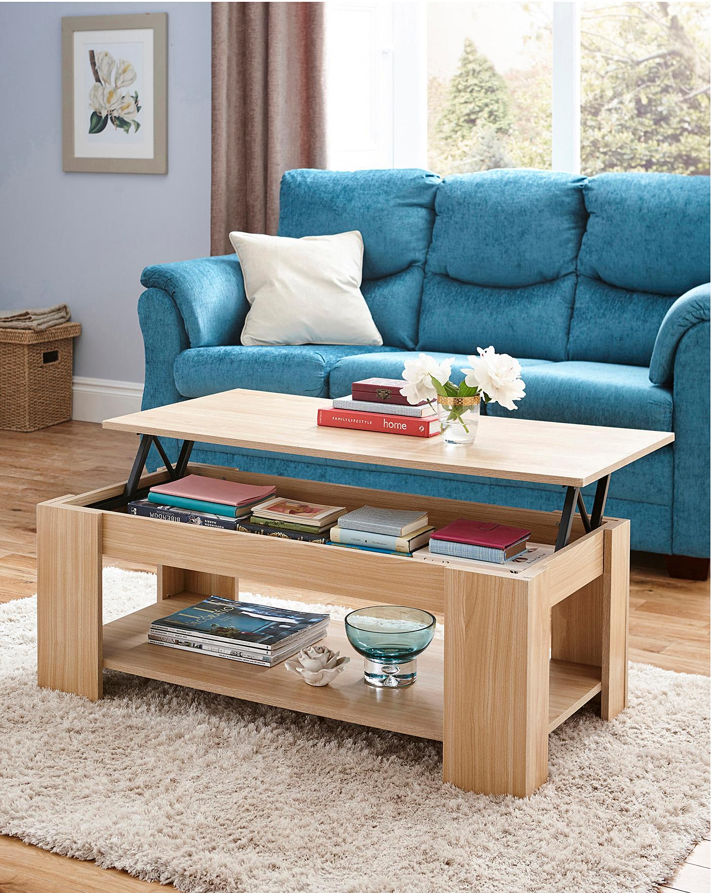 Lift Up Coffee Table House Of Bath