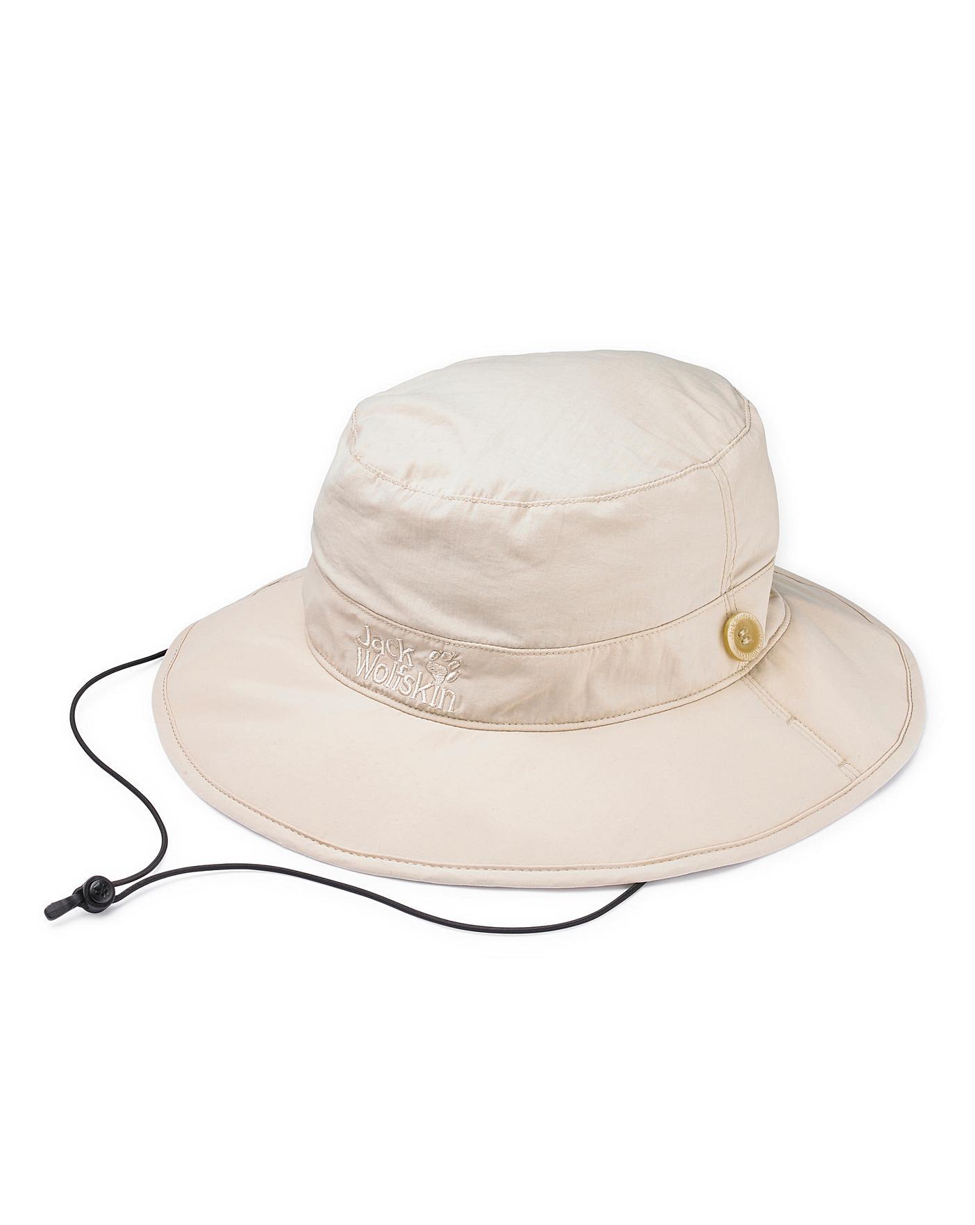 1018e776d Jack Wolfskin Supplex Mesh Hat