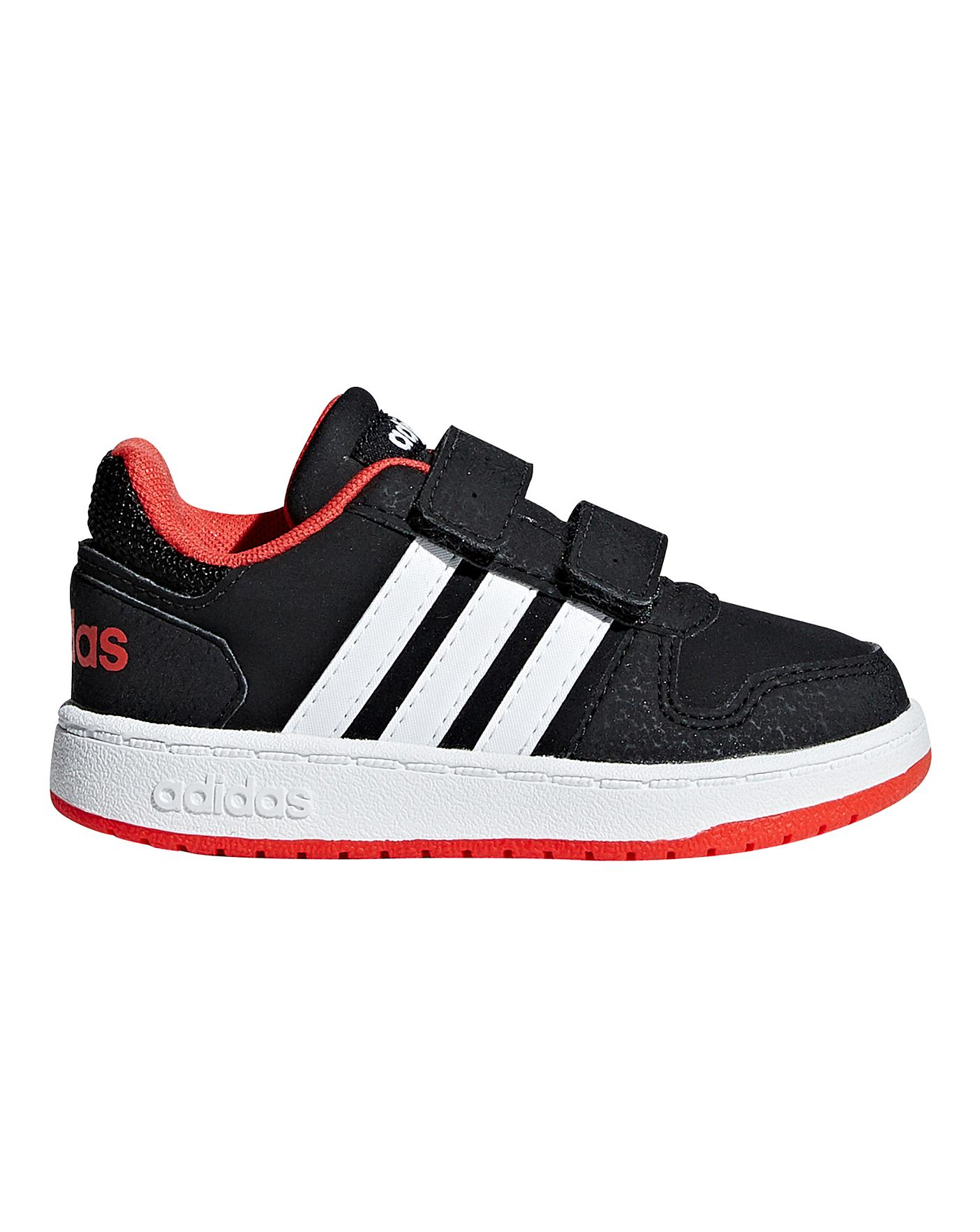 adidas Hoops 2.0 CMF Infant Trainers