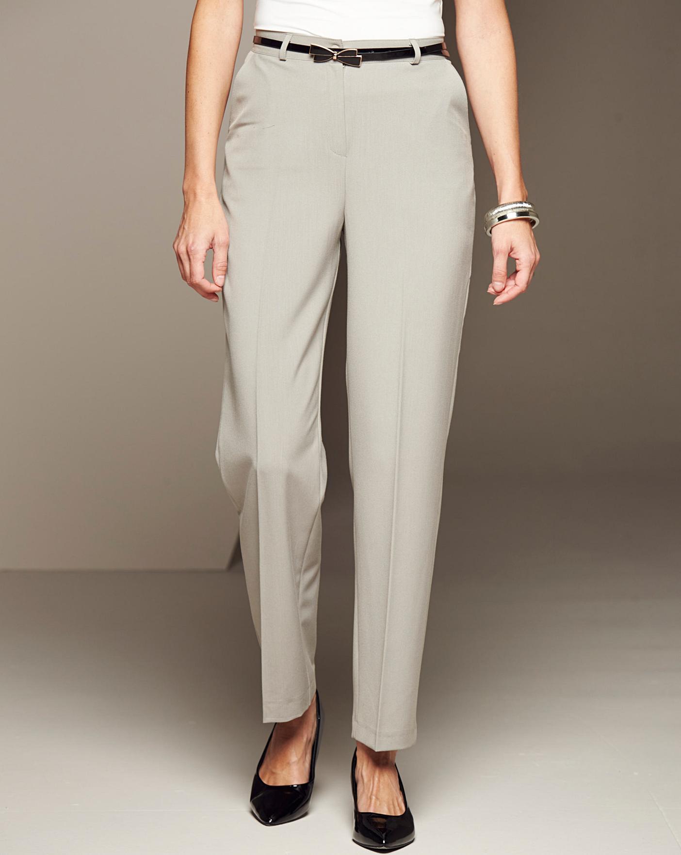 Womens Slimma Classic Leg Trouser JD Williams