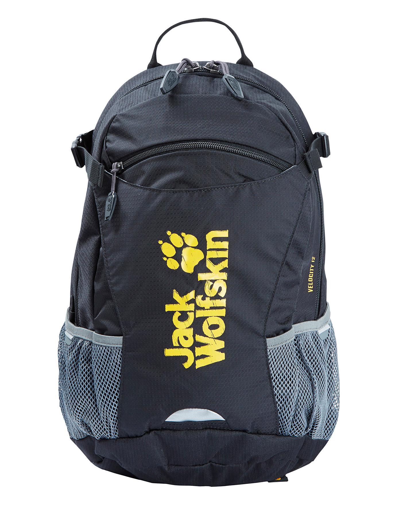 12 Velocity Backpack Wolfskin Jack mNOwn8v0