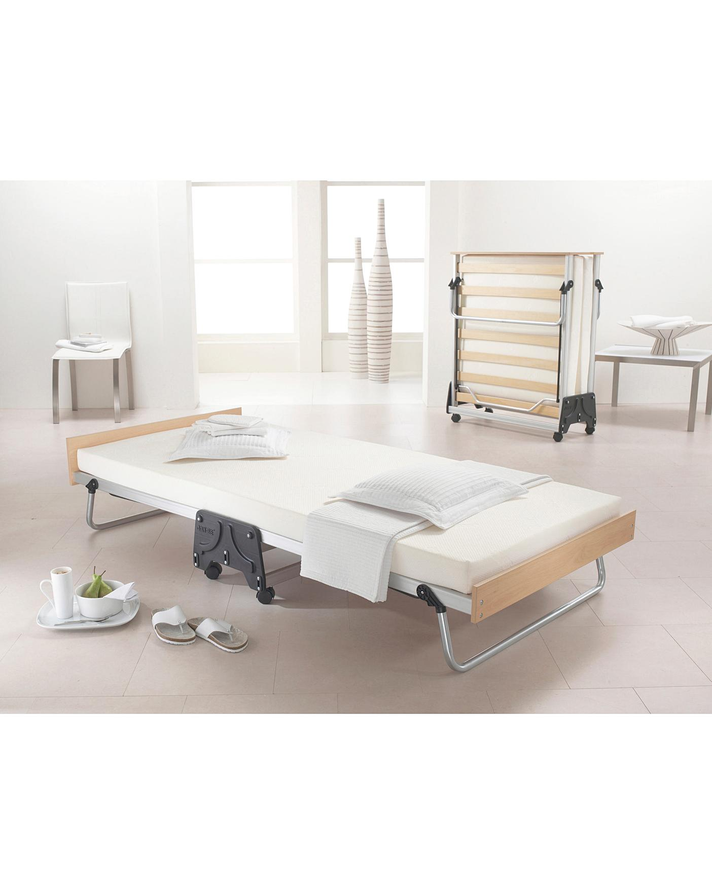 Picture of: J Bed Single Fold Bed Airflow Mattress J D Williams