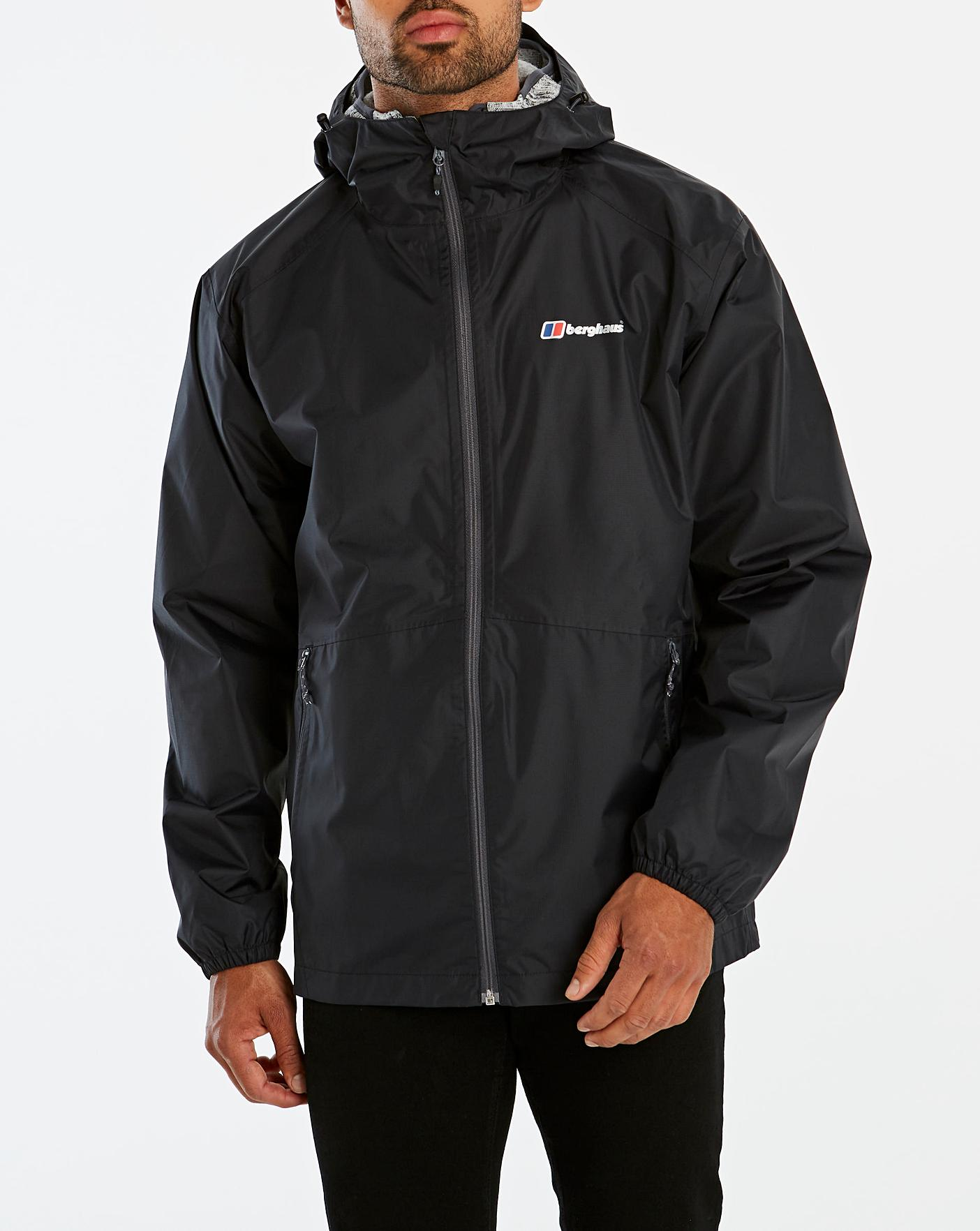 info for b85fb 54e1f Berghaus Deluge Light Waterproof Jacket