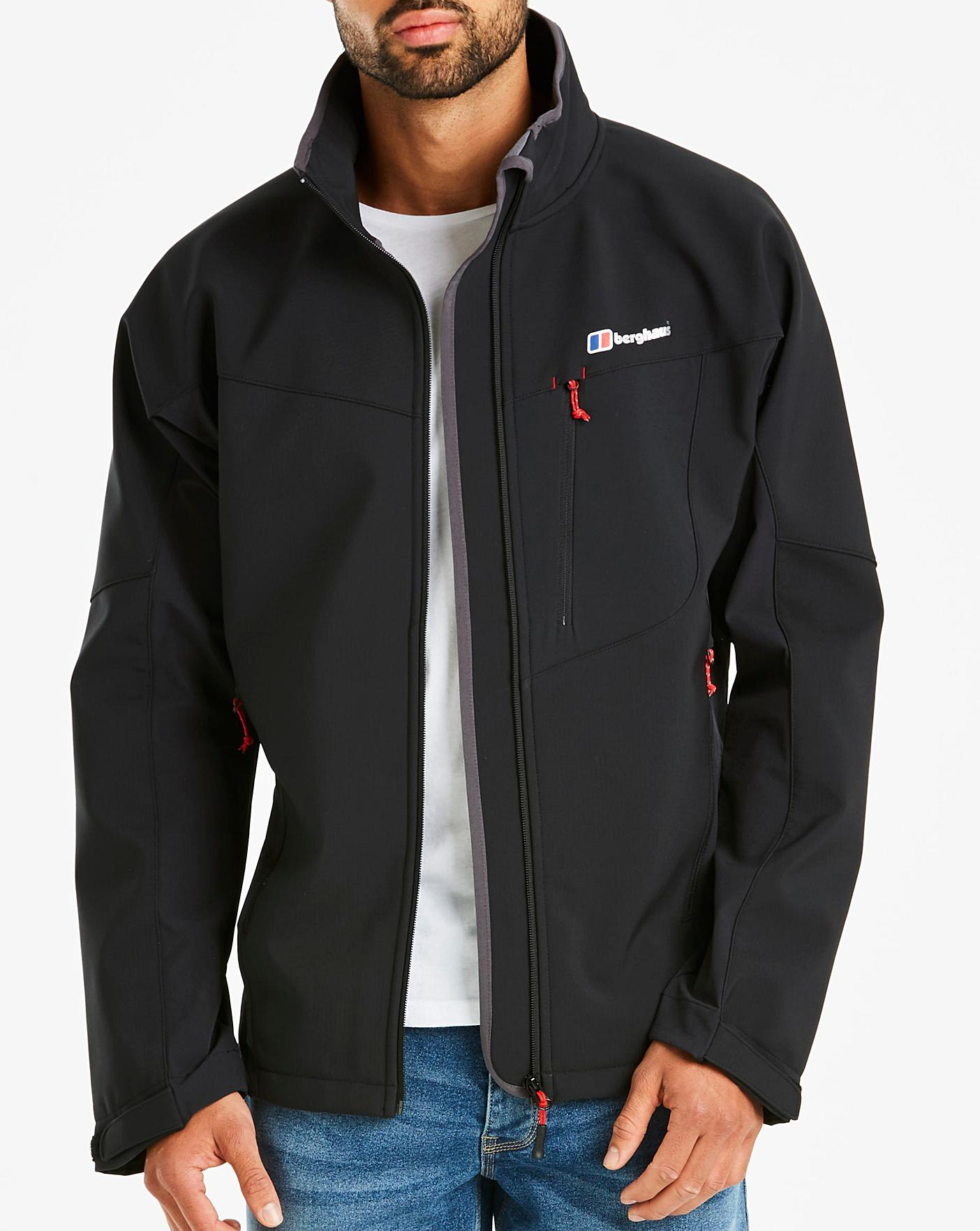 website for discount online retailer new arrivals Berghaus Ghlas Softshell Jacket