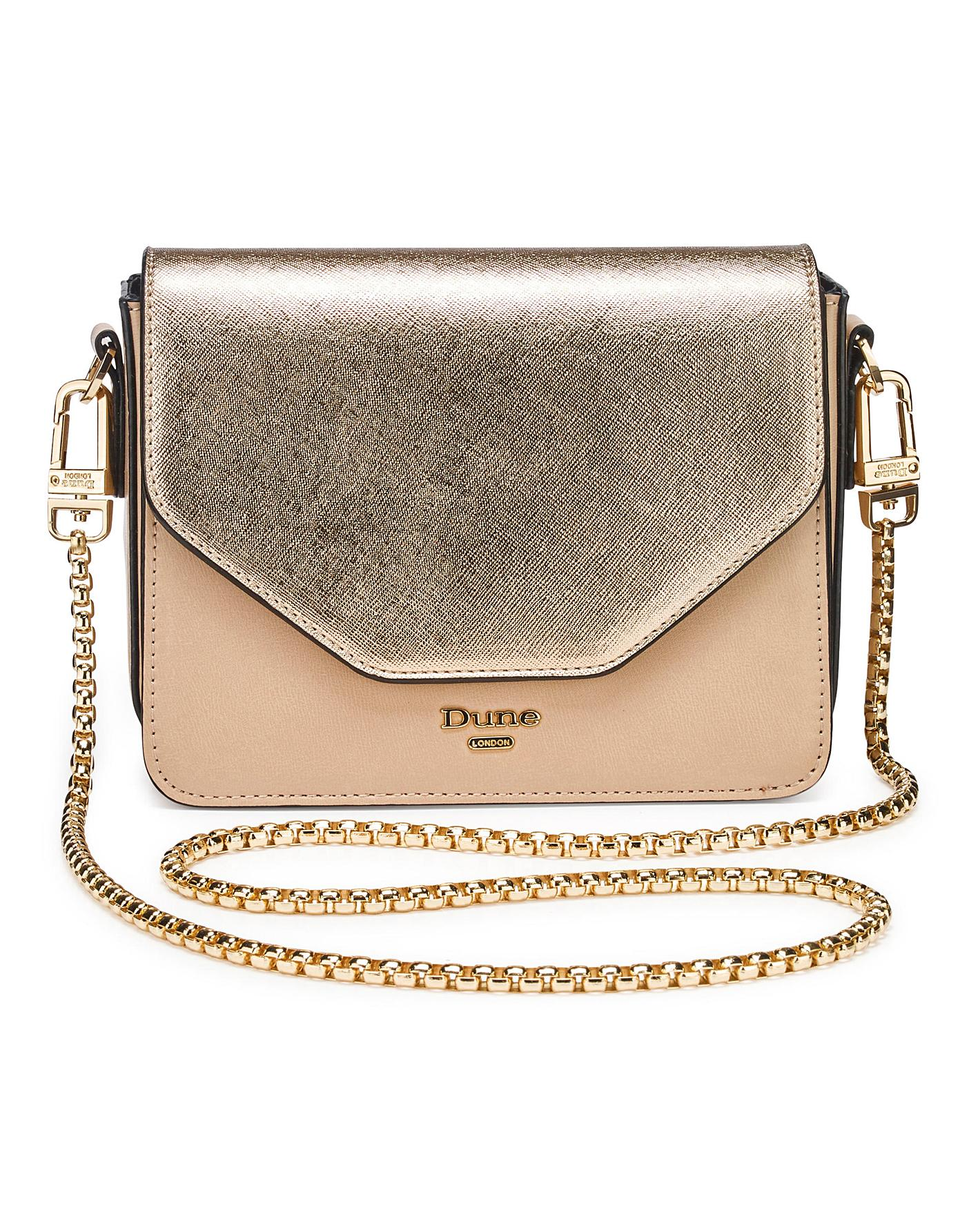 f958c64b0734 Description. Personalise your look with the Dune Etwo saddle bag ...
