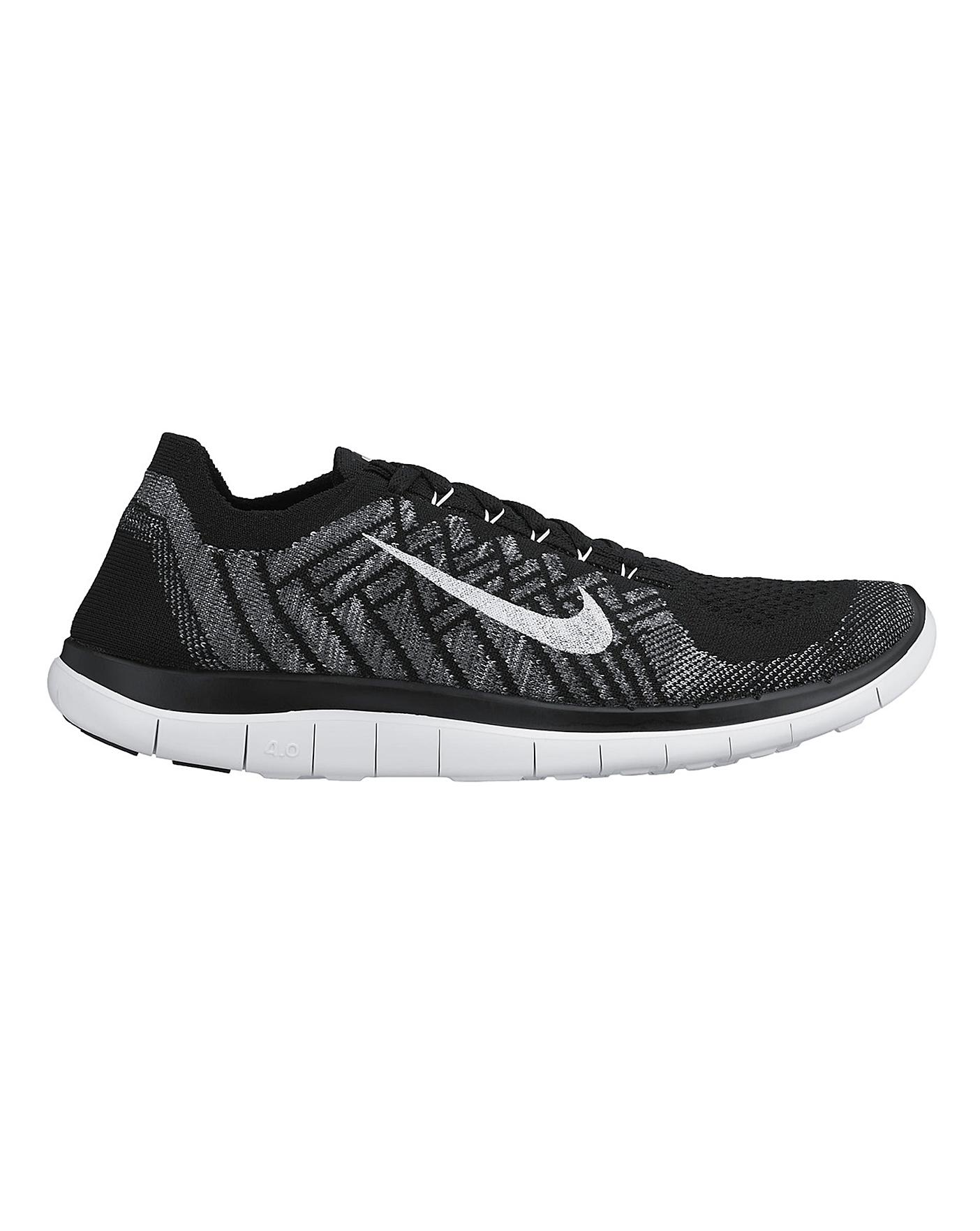 reputable site d06bd bddea Nike Flyknit 4.0 Trainers