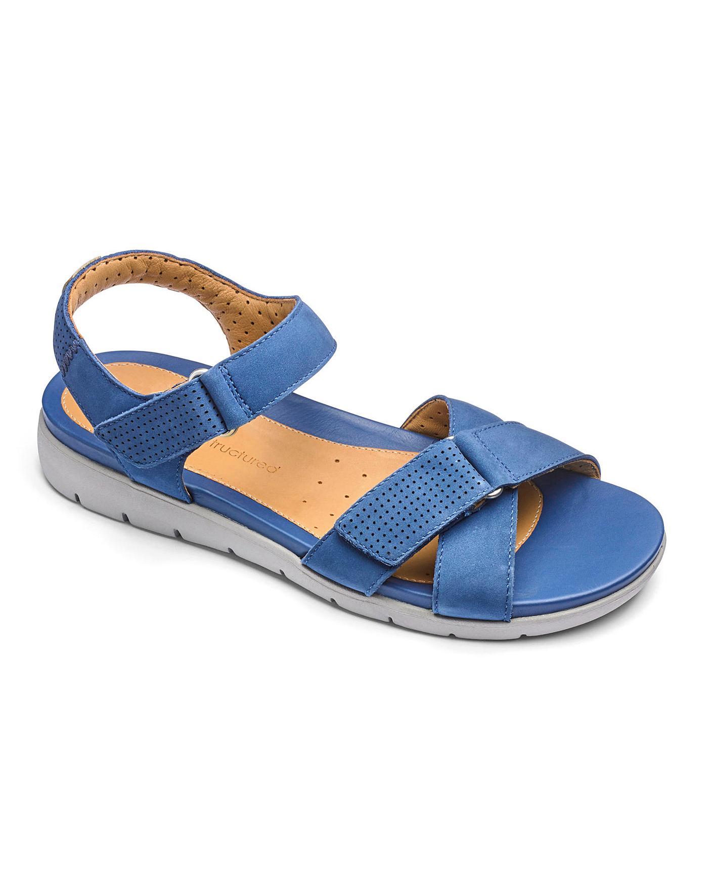 Clarks Un Saffron Sandals E Fit | Oxendales