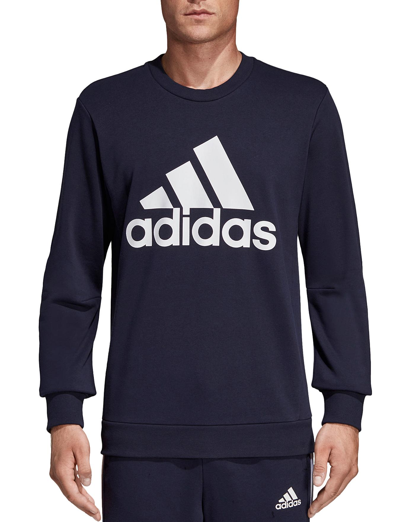 pretty nice 2b7c8 f2449 adidas Must Have Crew Sweatshirt