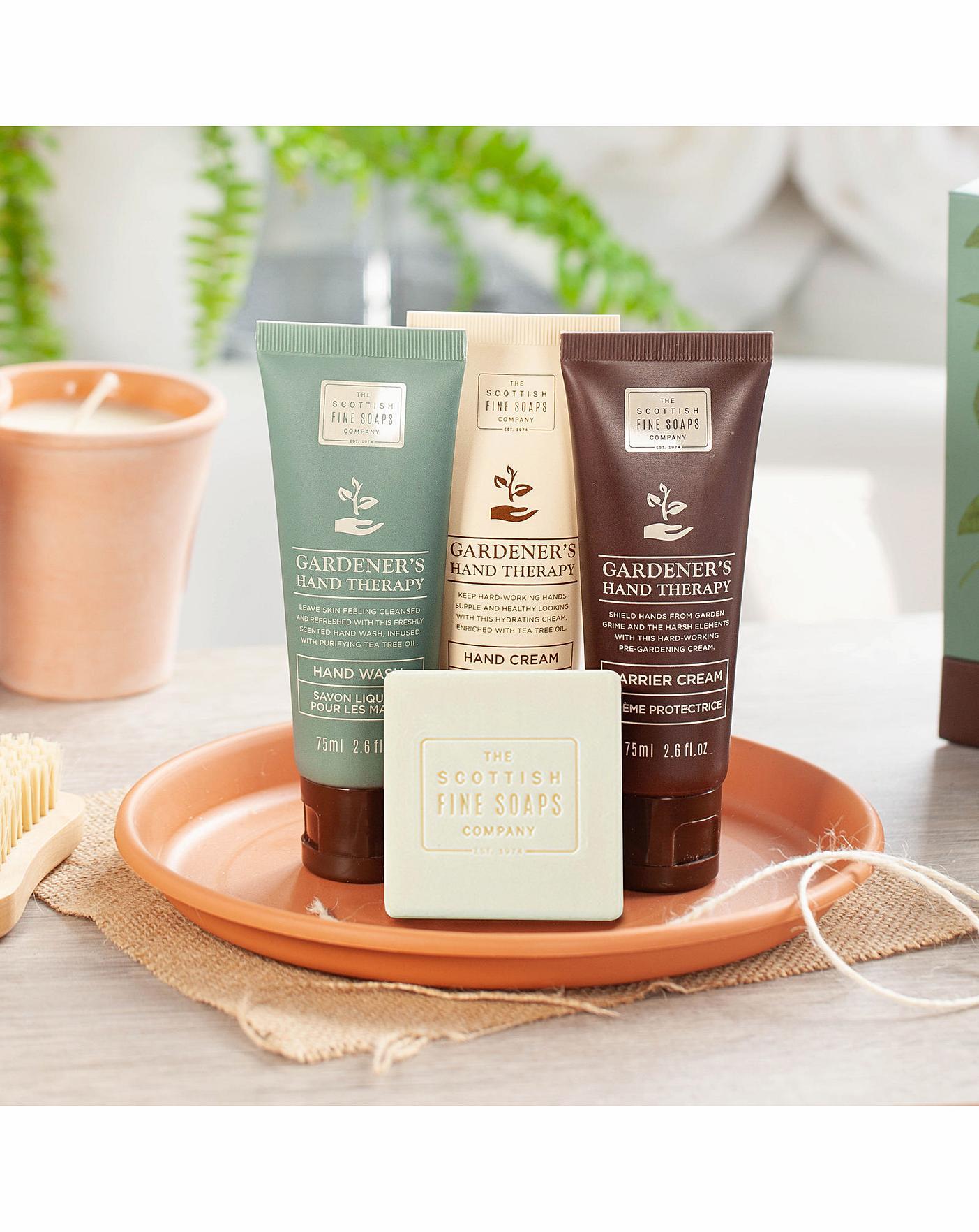 Hand Cream for Gardener's and Hard Working Hands