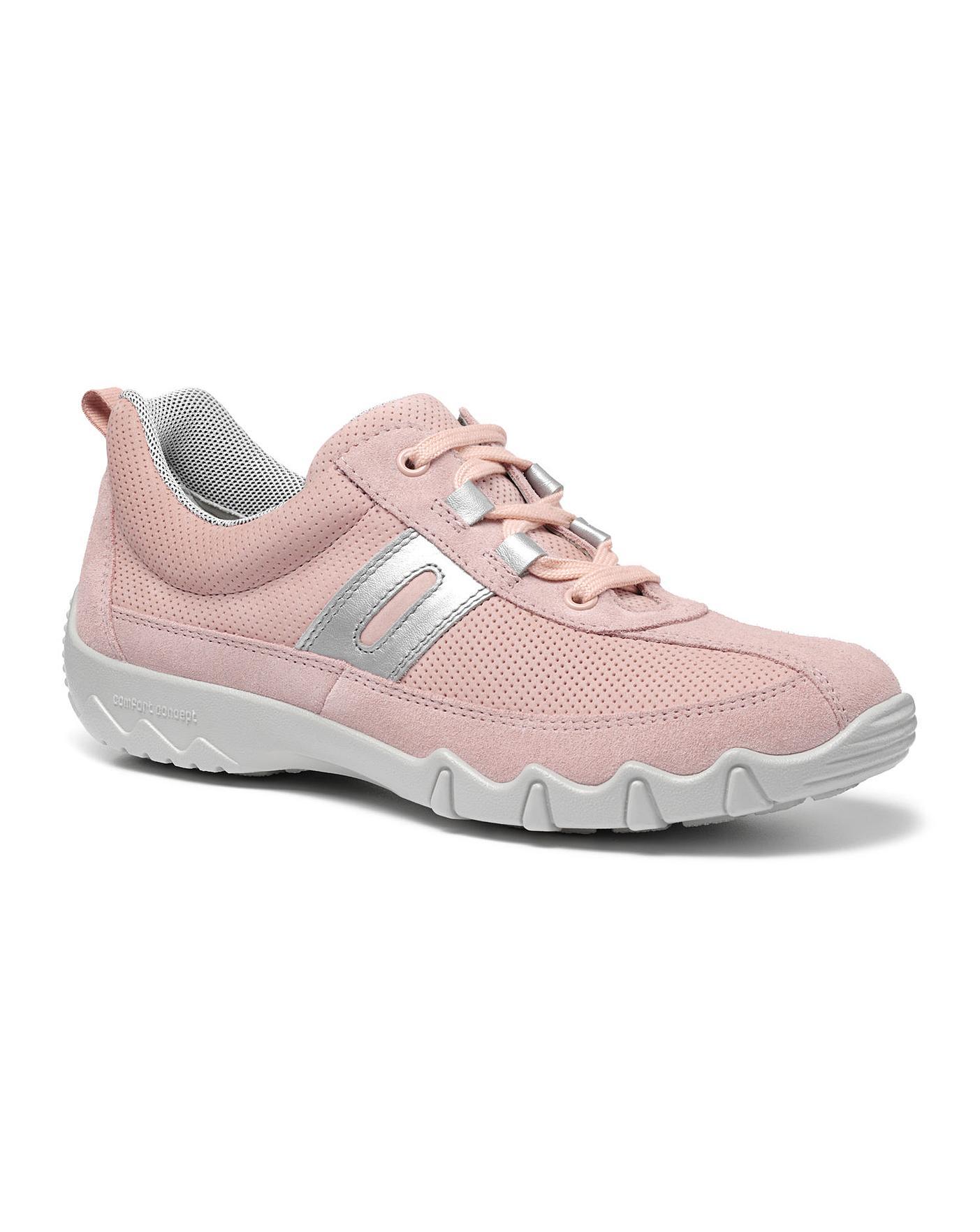 Hotter Leanne Standard Fit Lace Up Shoe