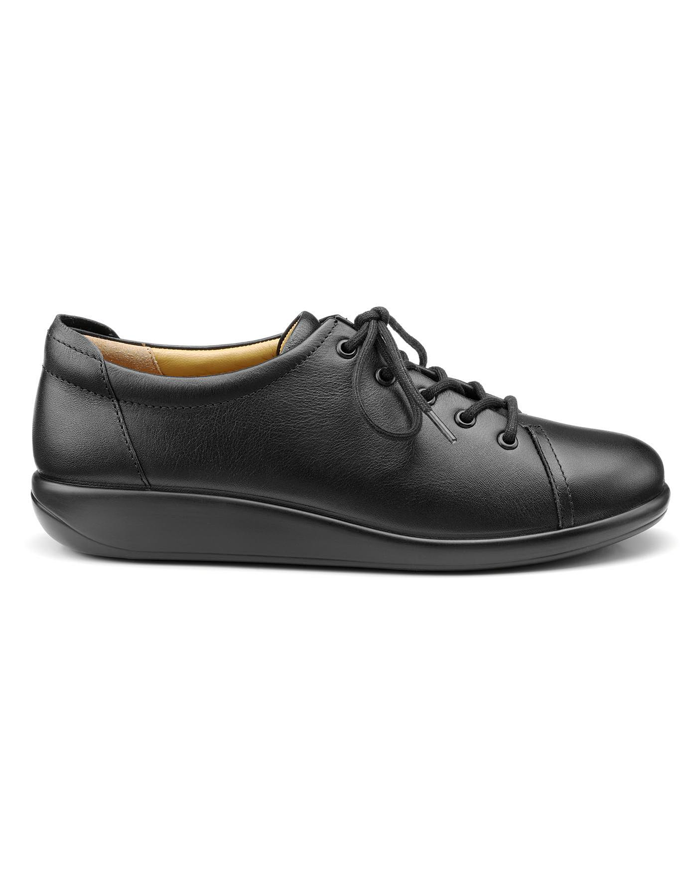 Hotter Dew EEE Fit Lace-Up Shoe | J D