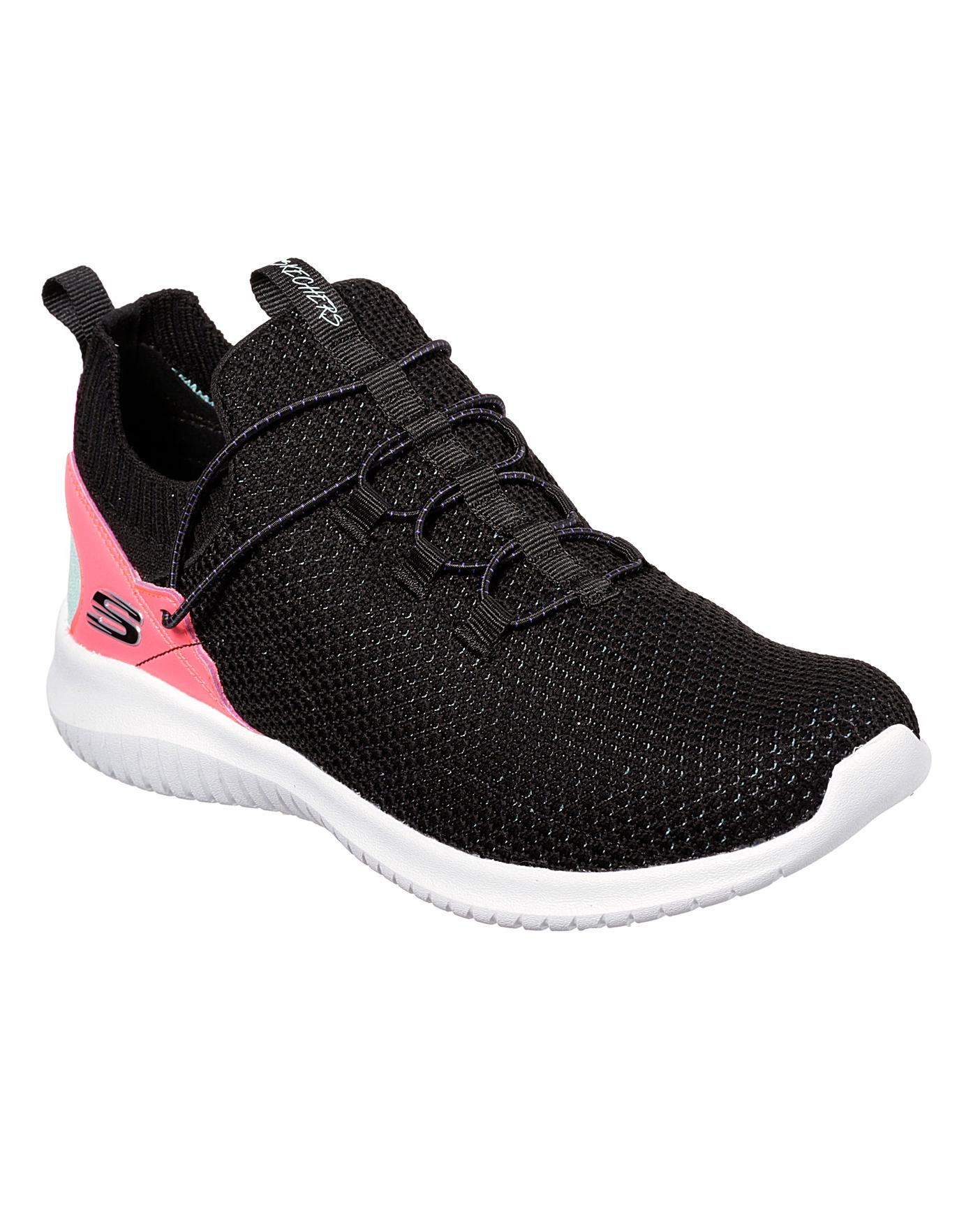 fa458963a5232 Skechers Ultra Flex More Trainers