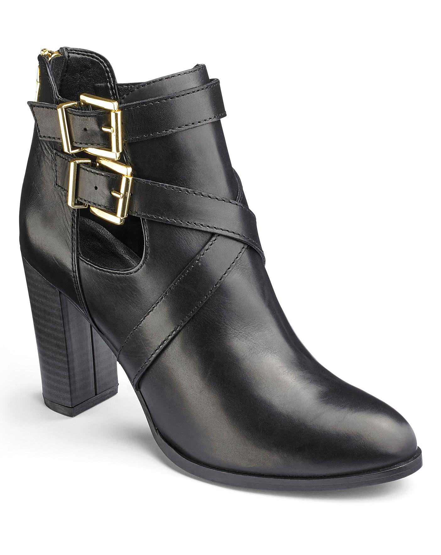 9c9396b5c30 Sole Diva Ankle Boots E Fit