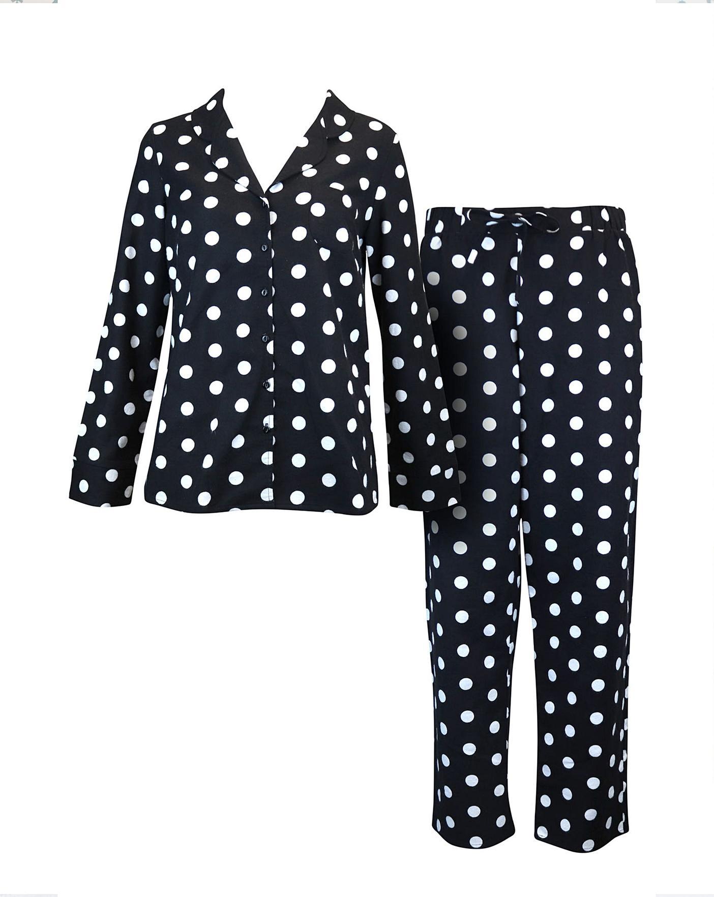 Pour Moi Cosy Spot Pyjama Set