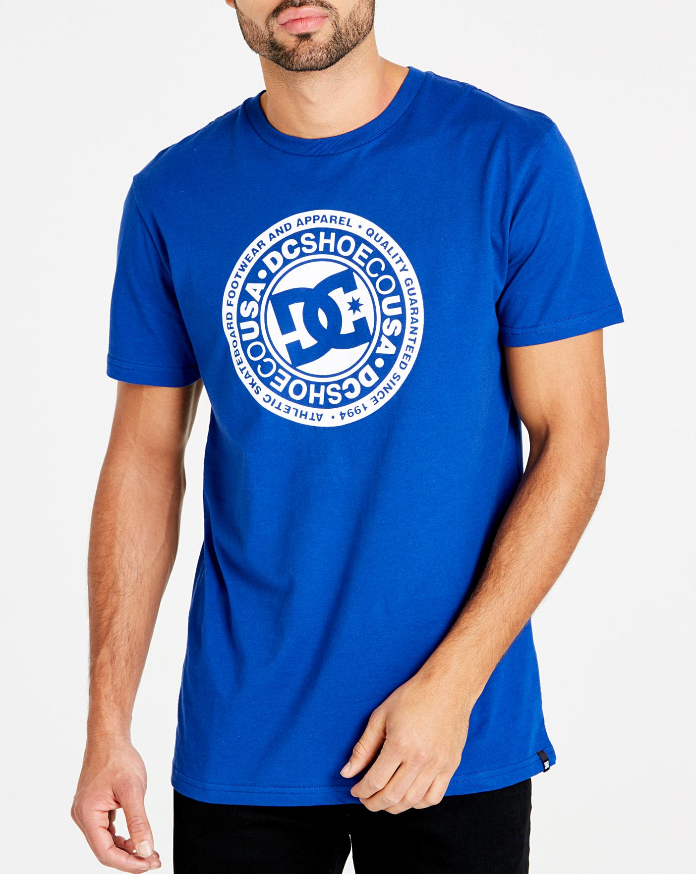 DC Shoes Circle Star T-Shirt Homme