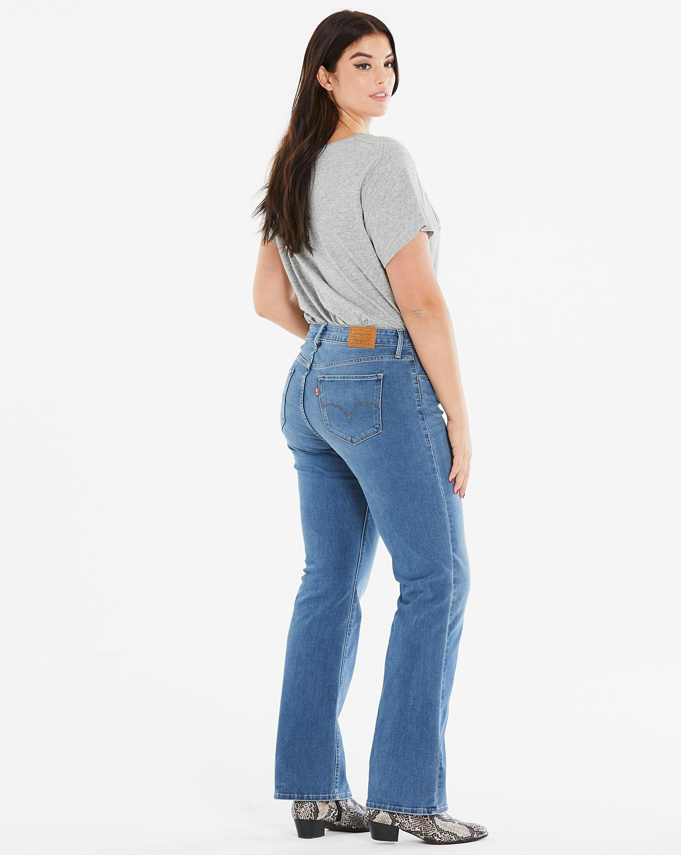 vast selection superior performance new concept Levi's 315 Shaping Bootcut Jeans