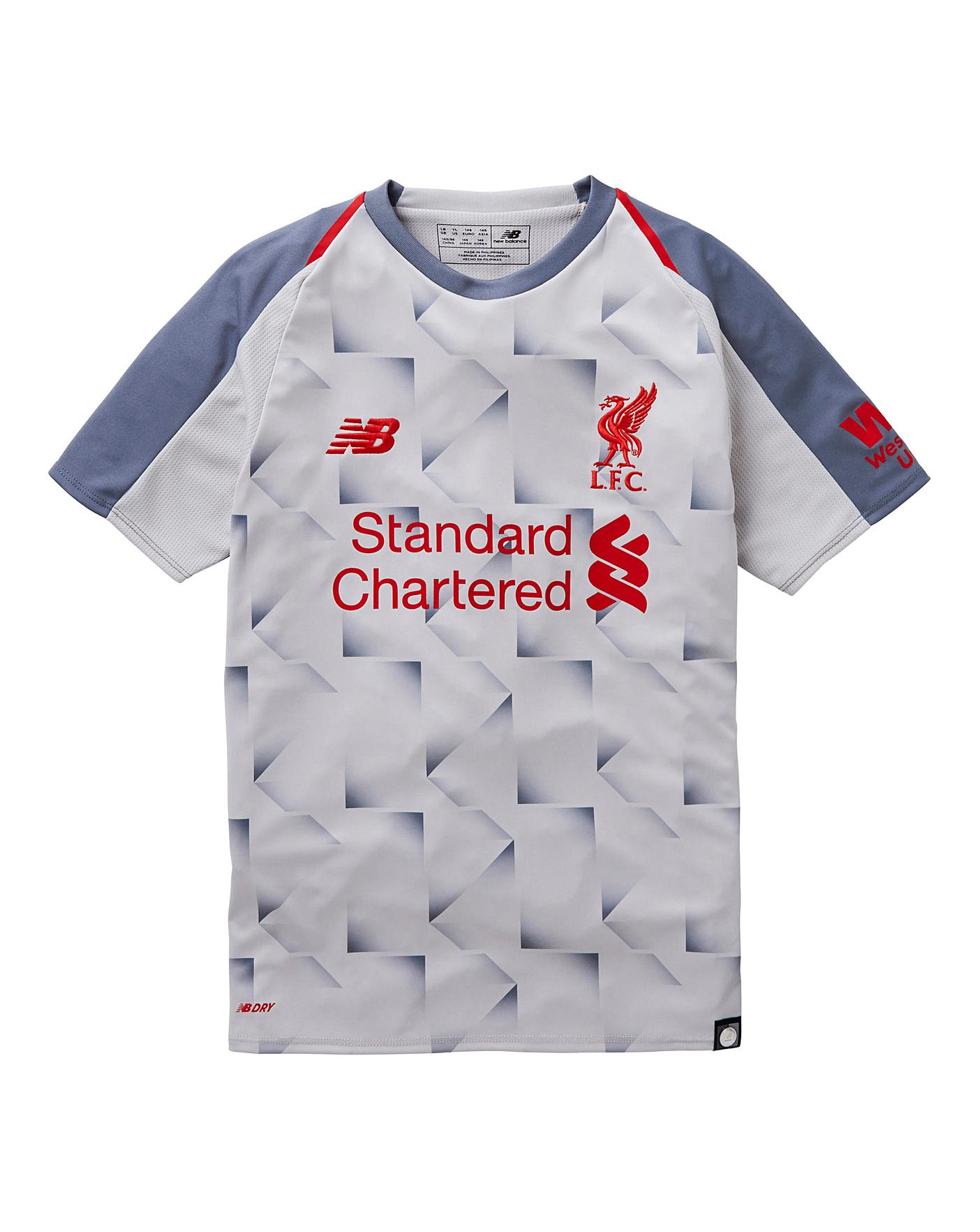 795c6bd7062c6 New Balance Liverpool FC 3rd Jersey | The Kids Division