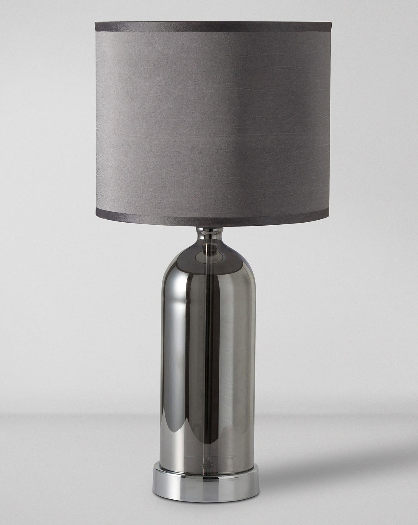 Picture of: Fawley Glass Table Lamp Fashion World
