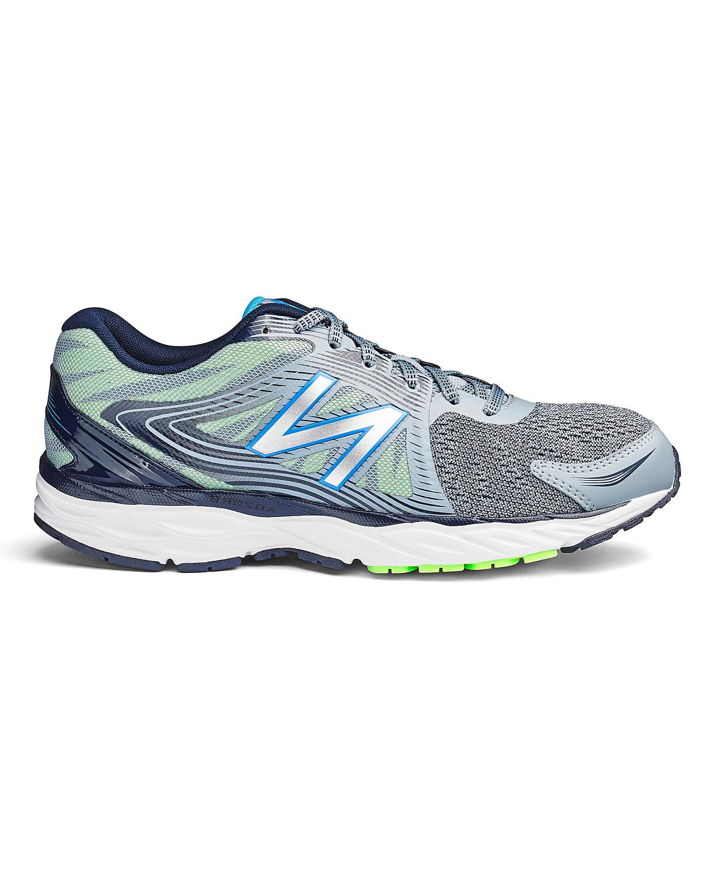discount coupon sneakers for cheap half price New Balance Mens 680 Running Trainers