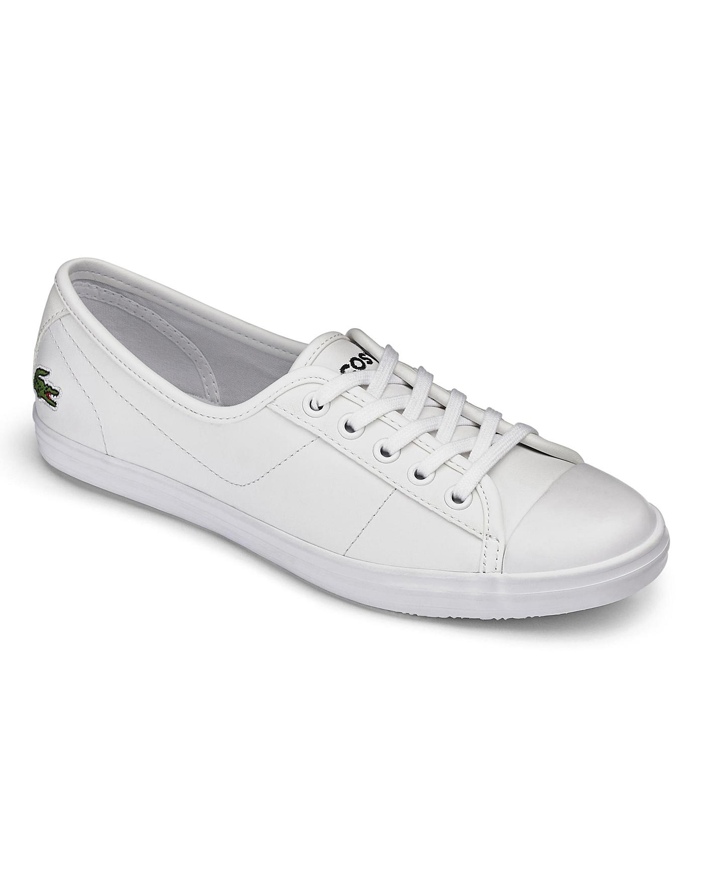 Lacoste Ziane Womens Trainers | Ambrose